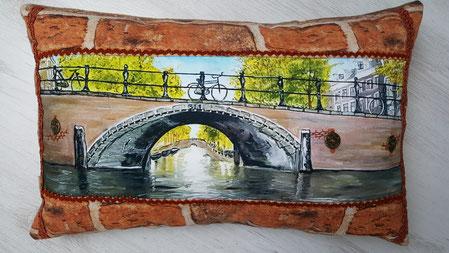 Amsterdam the seven bridges 5