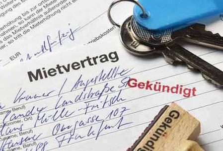 Kündigung wegen Eigenbedarf - Rechtsanwalt Eckhard Schütt, Fachanwalt für Mietrecht