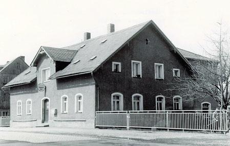Auch im Jahre 1975 war das Restaurant noch geöffnet