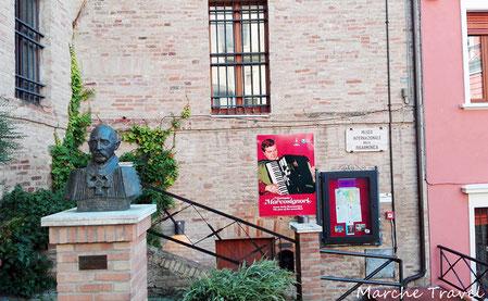Ingresso Museo Internazionale della Fisarmonica, Castelfidardo
