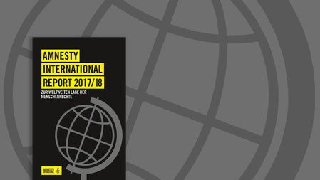 Amnesty International - Report 2017/2018 - Saudi Arabien