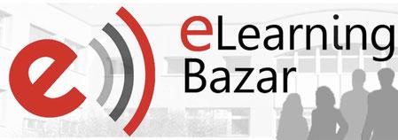 Homepage des eBazars des PH Wien