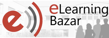 Logo des eLearning Bazars