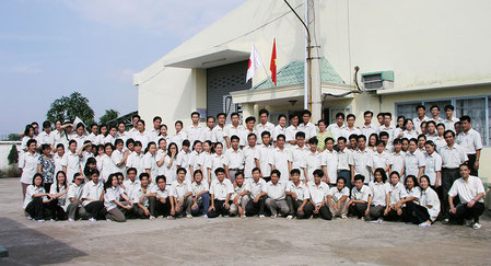 2nd factory in vietnam
