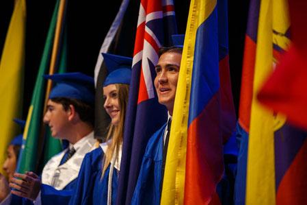 IMGアカデミー長期プログラム卒業式