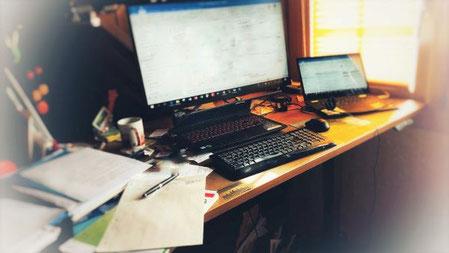 HomeOffice Inger Muggli