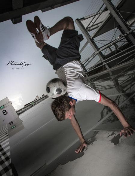 Ricardo Rehländer Fussball Freestyler