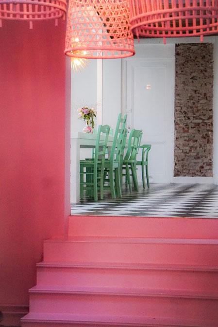 Café Martinus aan het Spaarne.