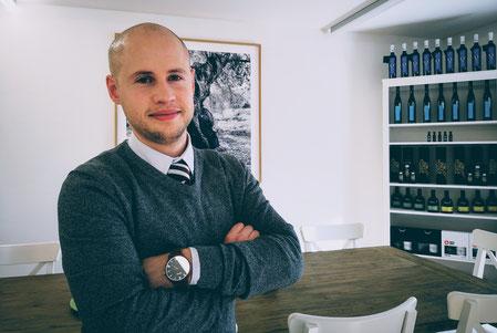 Silvan Brun, CEO evoo ag - Olivenölkompetenzzentrum