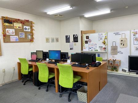 FORCEパソコン教室 松村店の写真です。