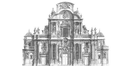 La Catedral de Murcia se encuentra en pleno casco antiguo de la ciudad de Murcia, en la Plaza del Cardenal Belluga. Consagrada en 1467, integra el estilo gótico original con añadidos renacentistas, barrocos y neoclásicos.