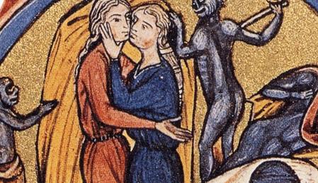 Freundinnen: Maria und Elisabeth