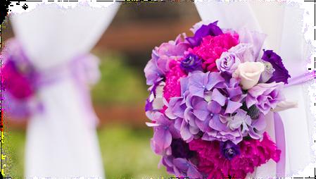 Visiter un salon du mariage