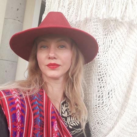 Fedora Hut, Damenhut, Westernhut, Cowboyhut, Vintage Hut, Mexikanische Hut, Reiterhut, Jazz Hut, türkis, Wildleder