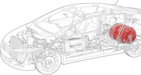[Honda FCX Clarity]