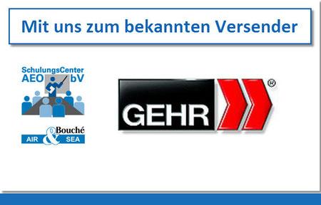 Referenz GEHR GmbH: Mit uns zum bekannten Versender