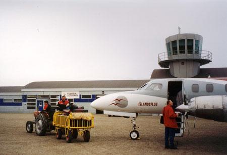 Kulusuk Lufthavn