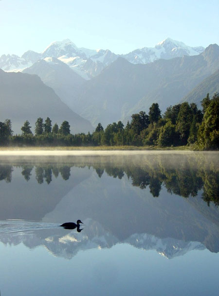 Lake Matheson / Mirror Lake