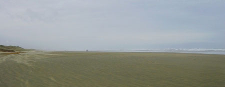 Ninety Miles Beach, Kaitaia --> Cape Reinga