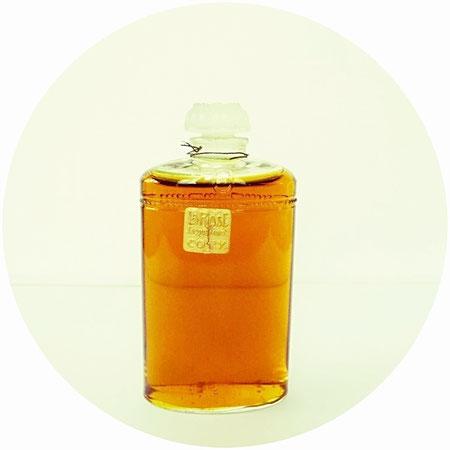 COTY - LA ROSE JACQUEMINOT - FLACON LALIQUE