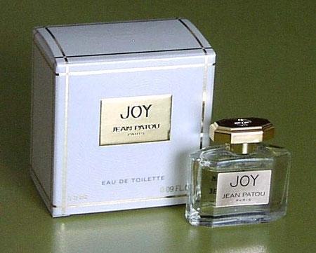JOY - EAU DE TOILETTE 2,5 Ml - 2002