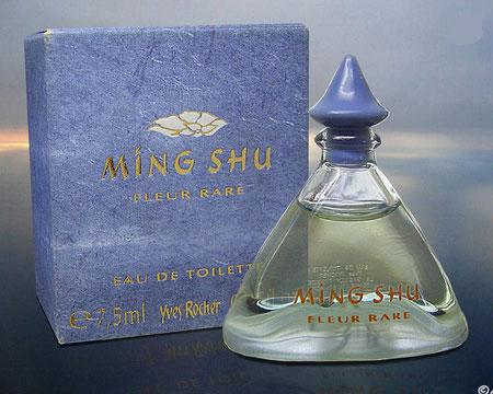 MING SHU FLEUR RARE : EAU DE TOILETTE 7,5 ML