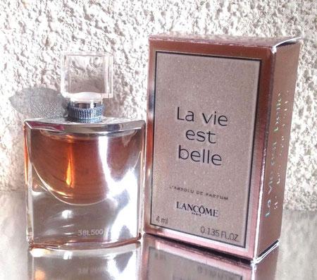 LA VIE EST BELLE - L'ABSOLU DE PARFUM 4 ML