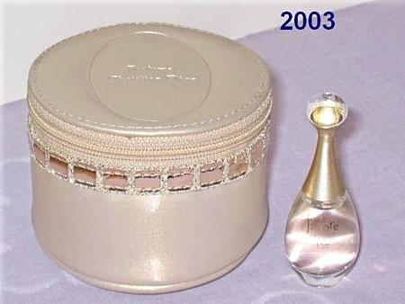 2003 - TROUSSE RONDE BEIGE