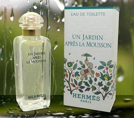 UN JARDIN APRES LA MOUSSON - EAU DE TOILETTE - 2008