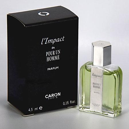CARON - L'IMPACT DE POUR UN HOMME : PARFUM, 4,5 ML