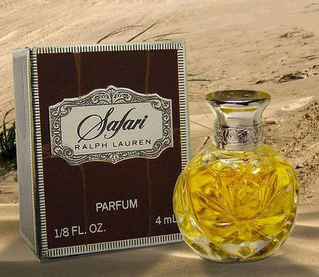 SAFARI - PARFUM 4 ML