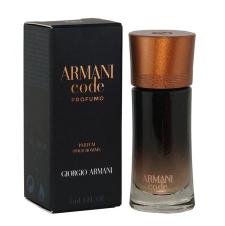2018-2019 : ARMANI CODE PROFUMO : 4 ML