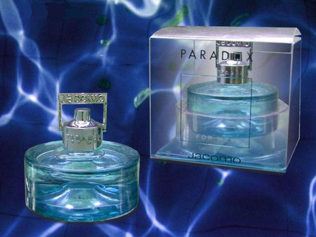 JACOMO - PARADOX FOR MEN - EAU DE TOILETTE FOR MEN