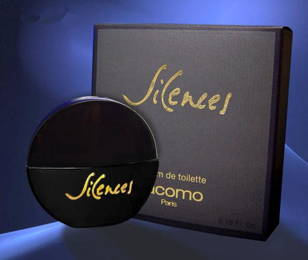 JACOMO - SILENCES,  PARFUM  DE TOILETTE  5 ML