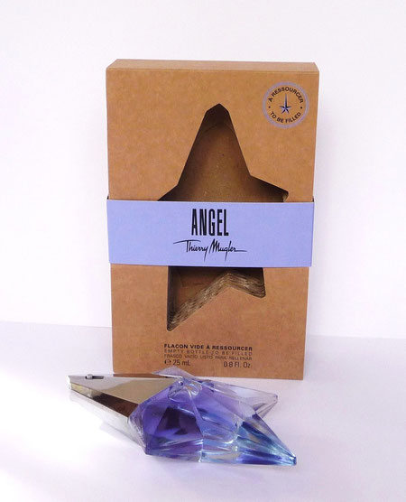 ANGEL : FLACON RECHARGEABLE DE 25 ML
