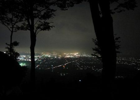 福井市街のようす