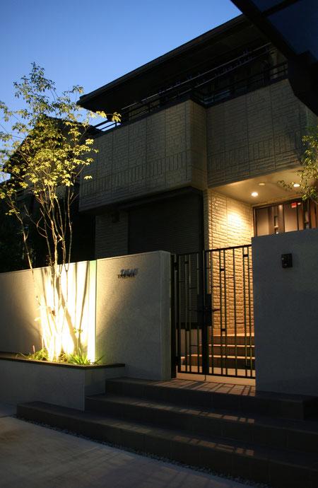 名古屋市名東区 T・H様邸 ダイワハウスのシンプルモダンスタイルの家の外構をリフォーム