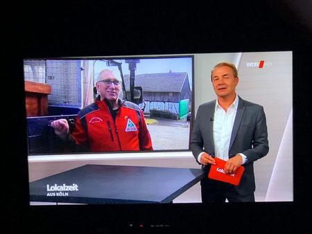 Fernsehbeitrag WDR Lokalzeit