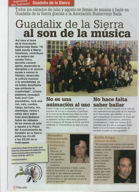 REVISTA EL BUSCADOR JULIO 2009