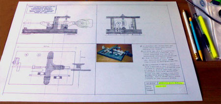 I6QON - The technical drawings for the Mac Key