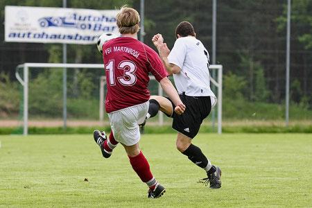 Geschwenda-Martinroda 0:3 16.05.2009