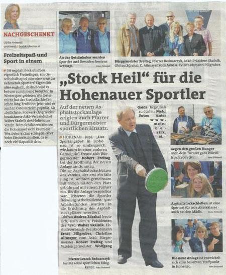 Bezirksblatt 3.10.2012