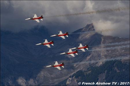 Patrouille Suisse 2010