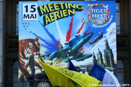 meeting Aeriens Tiger Meet 2011
