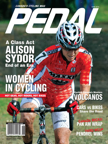 Canadian Magazine PEDAL - June issue