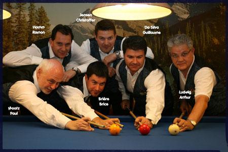 ABL champion en Saarlandliga