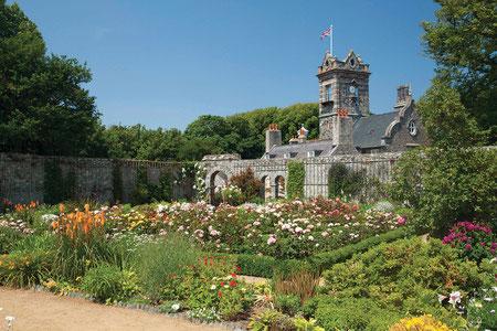 Jardins de la Seigneurie à Sercq