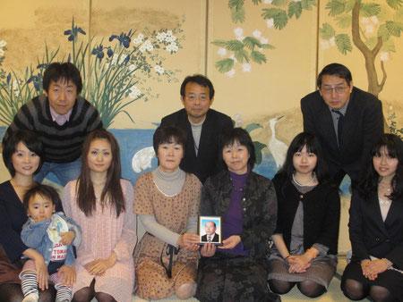 いろりの里四季亭で食事(2012.3.31)