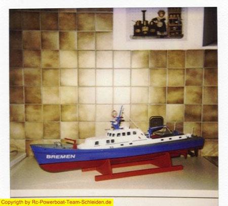Polizeiboot Bremen