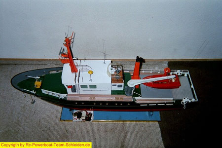 Norderney mit Mowe